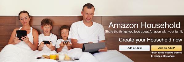 Amazon Household