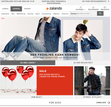 4677e458cd8 An Overview Over Where Zalando Is At Now | Early Moves