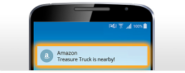 Amazon Treasure Truck