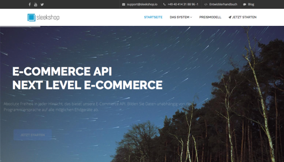 Sleek Commerce
