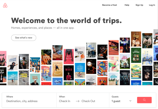 Airbnb Is Really Building a Flight Search Engine | Early Moves