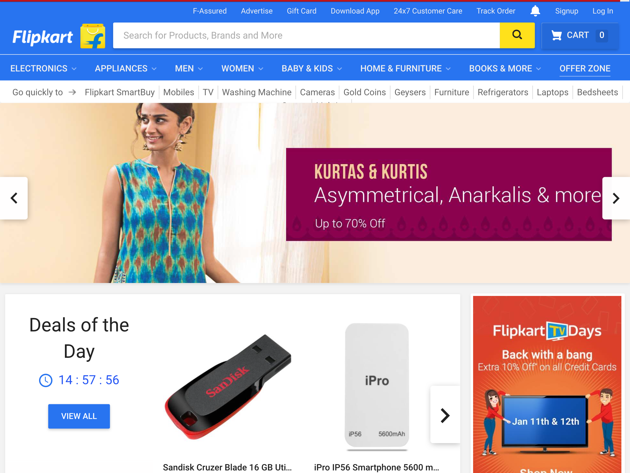59f2f91f4 Fight for India  Flipkart is Planning Private Labels While Still Ahead of Amazon  And More