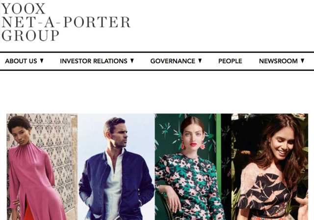 Yoox Net-a-Porter