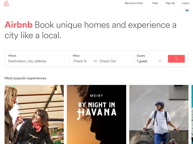 AirBnB's Imminent Identity Shift May Lead to a M&A Shopping