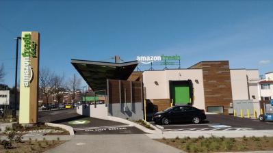 Amazon Fresh Pickup