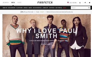 Why the Farfetch's 'Store of the Why Future' Platform Will Be an Uphill f94aad
