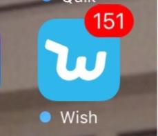 Wish notifications