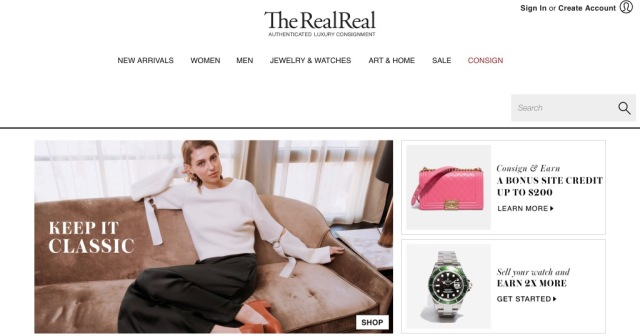 Everything You Need to Know Today About Luxury Resale Marketplace The RealReal