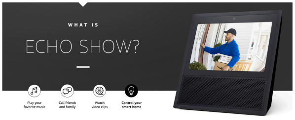 What is Echo Show?