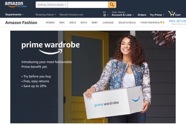 "The Fundamental Difference Between Amazon Prime Wardrobe & Zalando's ""Only Pay What You Keep"""