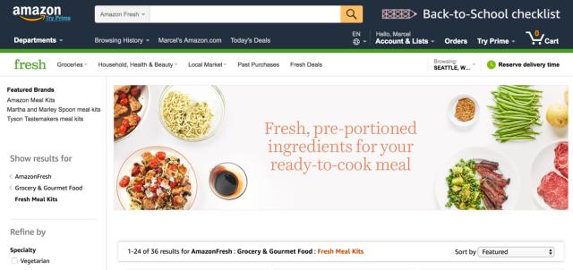 Amazon | Early Moves