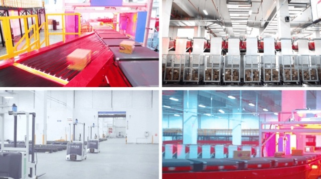 JD.com Shows Off First Fully Automated Warehouse