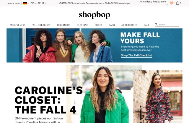 Amazon Keeps (rightly) Pushing Loyalty Programs, Now It's Shopbop's Turn